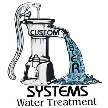 Logo | Custom Water Systems Collier County Well Water Treatment and Well Water Filtration Company