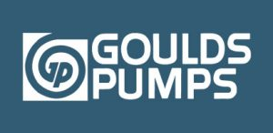 Goulds Pumps Logo | Custom Water Systems Collier County Well Water Treatment and Well Water Filtration Company Naples, Florida