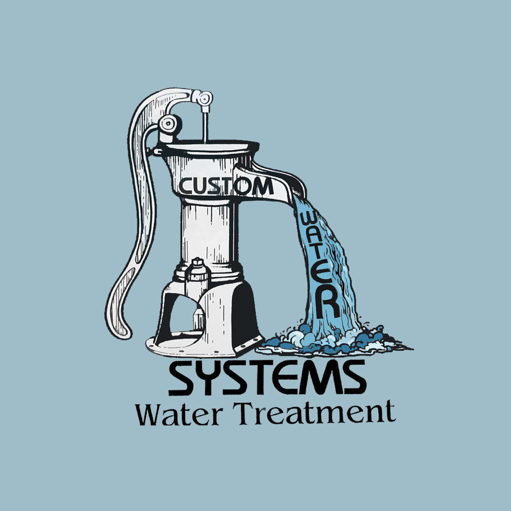 Custom Water Systems Naples, Florida Logo | Professional Water Treatment Services, Well Water Systems Naples, Florida